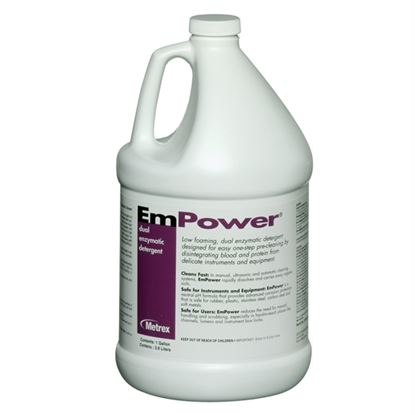 Picture of Empower Enzymatic Solution 1 Gallon – Metrex