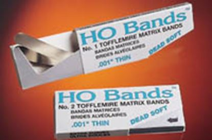Picture of HO Matrix Bands  100/Pk