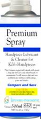 Picture of Premium Handpiece Lubricant and Cleaning Spray - Johnson Promident
