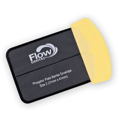Picture of Safe & Sure Deluxe Phospor Plate Barrier Envelopes - Flow X-Ray