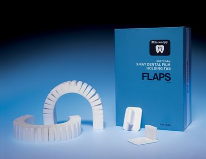 Picture of FLAPS® Film Holding Tabs -Microcopy