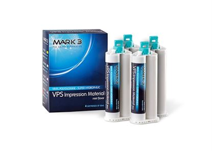 Picture of VPS Impression Material 4/pk - MARK3