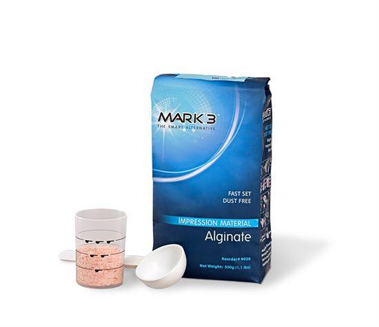 Picture of Alginate Dustless Fast Set  1.1-lb- MARK3