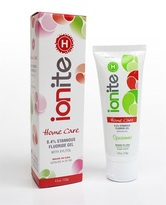 Picture of Ionite-H .40% Stannous Fluoride Gel 4.3oz - Dharma
