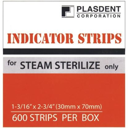 Picture of Steam Indicator Strips 600/ Box