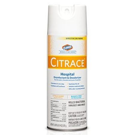 Picture for category Citrace Aerosol and Disinfectant
