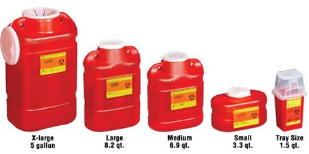 Picture for category Sharps Container
