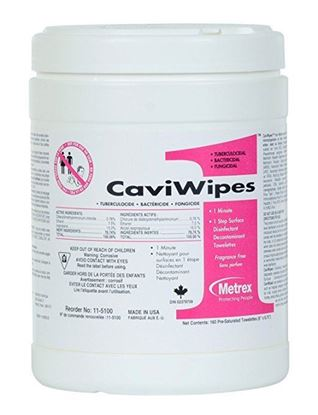 Picture of CaviWipes1 Towelettes Large 160/can