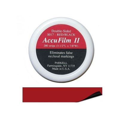 Picture of AccuFilm® II articulating paper - Parkell