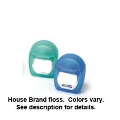 Picture of Dental Floss, Nylon Unwaxed - 12yd 144/cs