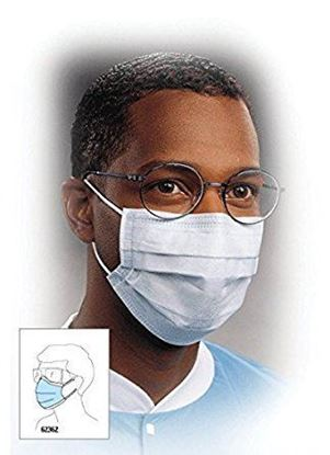 Picture of Kimberly Clark Fog Free Mask - 50/bx