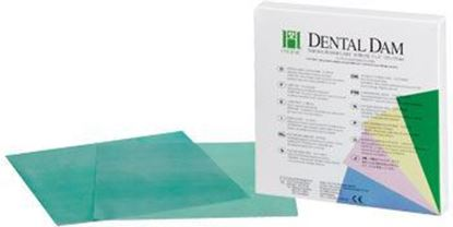 Picture of Hygienic Dental Dam - Non Latex