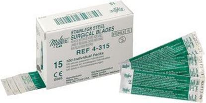 Picture of Surgical Blades