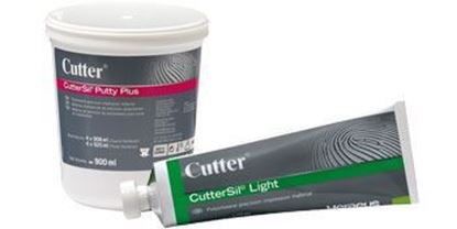 Picture of CutterSil Putty Plus (white) 900ml tub