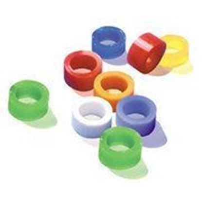 Picture of Color Code Rings 1/8""