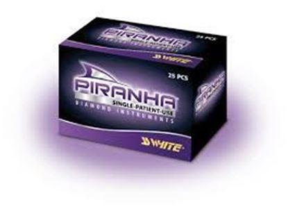 Picture of SS White Piranha Diamonds - Single Use