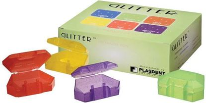 Picture of Retainer Boxes - Glitter - Assorted colors
