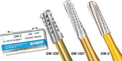 Picture of SS White - Great White Gold Series Burs