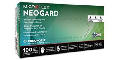 Picture of Neogard Chloroprene Gloves - 100/Bx