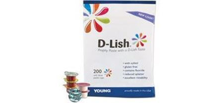 Picture of D-Lish Prophy Paste 200/bx