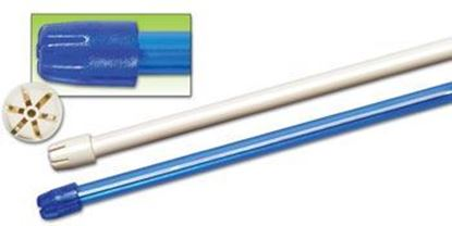 Picture of Advantage Saliva Ejectors 100/Pk - Clear/Blue