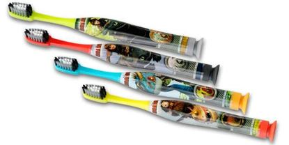 Picture of Sunstar - GUM Kids Toothbrushes