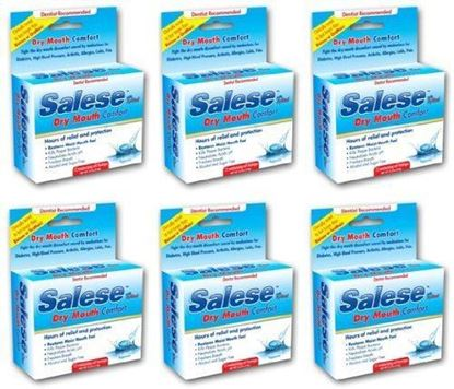 Picture of Salese Peppermint with Xylitol for Dry Mouth Relief - 6 Pack