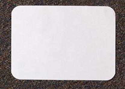"""Picture of Tidi 11"""" x 17-1/4"""" White Paper Tray Cover"""