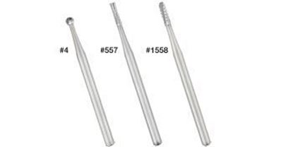 Picture of Right Angle (RA) Surgical Length Carbide Burs - SS White