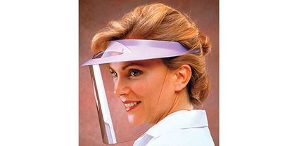 Picture of Op-d-op Visor Shield Kit - White